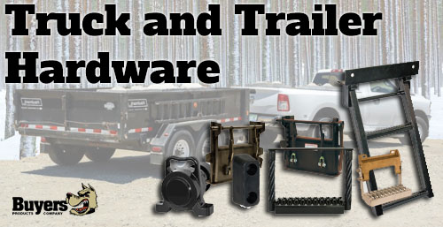 TRUCK AND TRAILER HARDWARE
